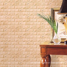 China Wholesale Modern Design 53cm Classic Home Decoration Wall Paper Roll 3D Wallpaper