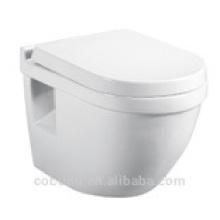 CB8103 mur de toilette de style européen suspendu toilettes dimensions du closet