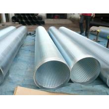 Tuyau en acier galvanisé à fil de fer