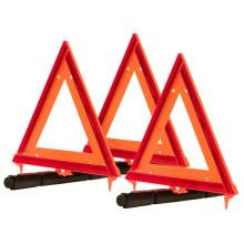 Fahrbahn-Warnung Dreieck