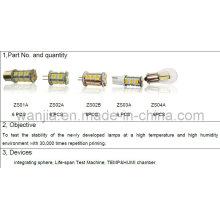 Iluminación LED para exteriores T3 T5 G4