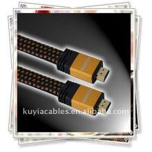 Premium 1080p Gold HDMI Kabel für HDTV