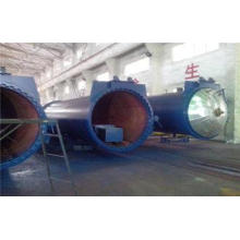 Safety Chemical Wood Autoclave Machine For Laminated Glass