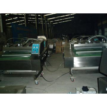 Aquatic Food Four-wheel Positioning Packer Machine