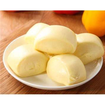 Eggs and Milk steamed Bread with enough nutrition