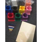 Montessori materials preschool toys