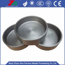 high purity Mo molybdenum crucible