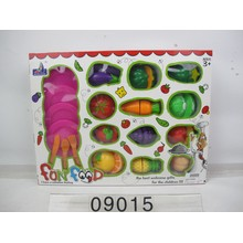 Colorful Fruit and Vegetable Toys Trends 2017