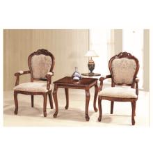 Conjunto de mesa de centro de móveis clássicos em promoção