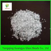 high quality glass sand for artware decoration