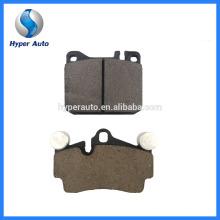 Bajo coeficiente de fricción metal D731 / 7599 Pad Auto Bremse Buena freno de la calidad