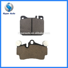 Low Metal Friction Coefficient D781/7649 Auto Bremse Brake Pad Retainer Repair Kit Brake Pad