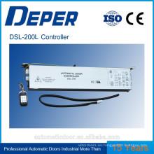Unidad de control DSL-200 para puerta de vidrio automática