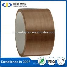 Tela de fibra de vidro revestida de PTFE Teflon barato Nitto Denko fitas adesivas Qualidade Escolha