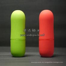 Farbenfrohe niedliche Lippenstift Gummischlauch