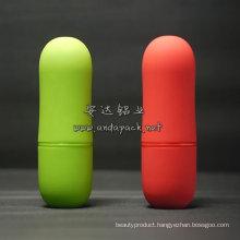 Rubber Colourful Cute Lipstick Tube