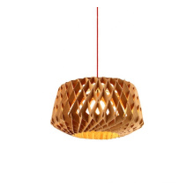 Creative classic Simple Personality Natural Wooden Pendant Lamp For Home