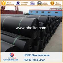Géomembrane de HDPE de haute qualité pour imperméable