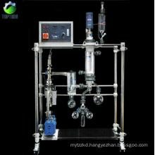 Pilot thin film evaporator alembic essential oil distillation equipment