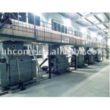 conjunto de pré-tratamento de óleo e máquina de pré-compressão
