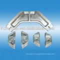 custom made aluminum casting cnc lathe machine part