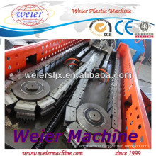 PVC electric cable protection pipe machine line