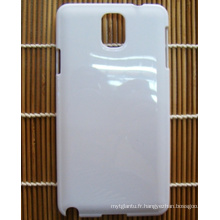 Couverture de téléphone portable d'accessoire de téléphone intelligent pour Samsung Note 3