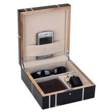 Cajón de lujo caja de joyería y cosméticos de embalaje