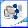 Vanne solénoïde de fluide en acier inoxydable normalement fermée 2S200-20