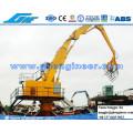 Steel Scrap Stationary Electric Grab Machine