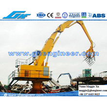 Garbage Scape Hydraulic Grab Machine