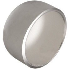 Acero inoxidable Ss Fitting Pipe Fittings Bw Cap