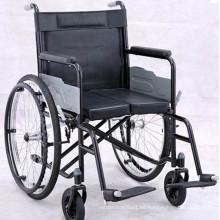 Barato venta polvo sillas de ruedas de estructura de acero más grueso de la capa