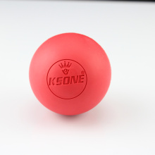 Custom Logo Lacrosse Ball Meet Professional Standards