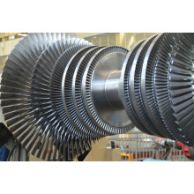 Steam Turbine Impulse dan Reaction Blading dari QNP