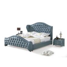 Modernes Lether Home Schlafzimmer Set