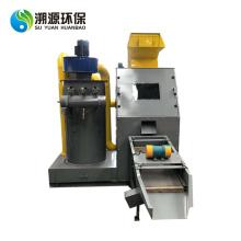 Máquina de pulir granuladora de cable de alambre de cobre