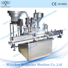 Automatic Bottle Filling Machine Price with Capping