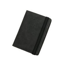 Porte-cartes de mode populaire pour hommes avec porte-passeport