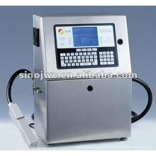 Máquina de impressão de código