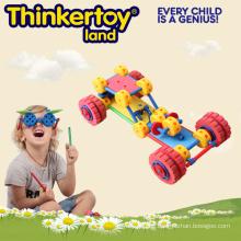 Hochwertiges kundenspezifisches förderndes Auto-modle pädagogisches Spielzeug