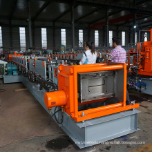 Full automatic new product z section cable tray metal galvanized roofing sheets z purlin profile roll forming machine