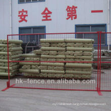 Interlocking Steel Barriers for Crowd Management, Line Delineation