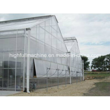 Q235 Greenhouse Gutter