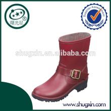 China Regen Stiefel Frau Sex Reiten Stiefel B-809