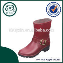 china rain boots woman sex horse riding boots B-809