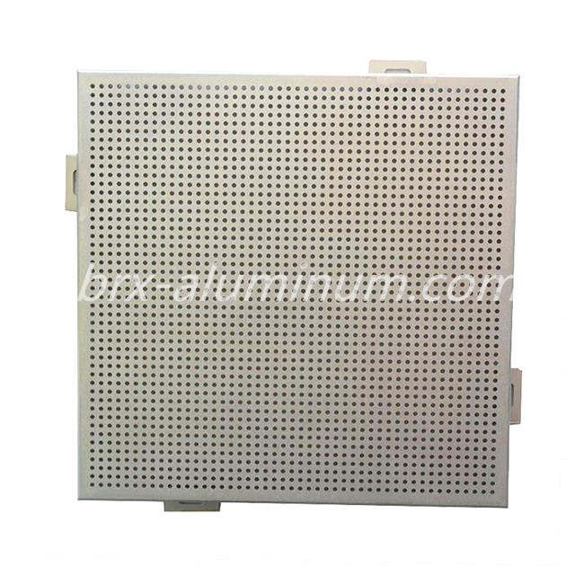 Punched Aluminum Alloy Sheet