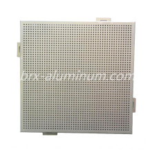 Aluminum Alloy Plate with Punching For Decoration