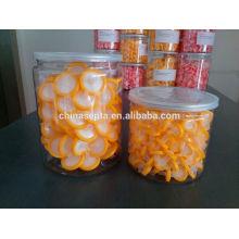 Material de nylon de 25mm Filtros de seringa 0.22um