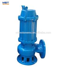 Pompe submersible de 7.5hp d'eaux d'égout de 3 phases